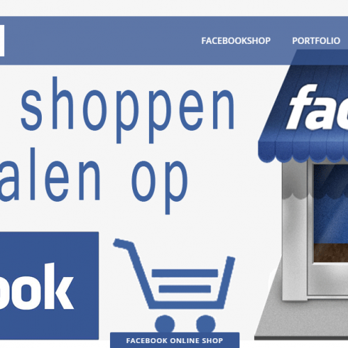 facebook online shop